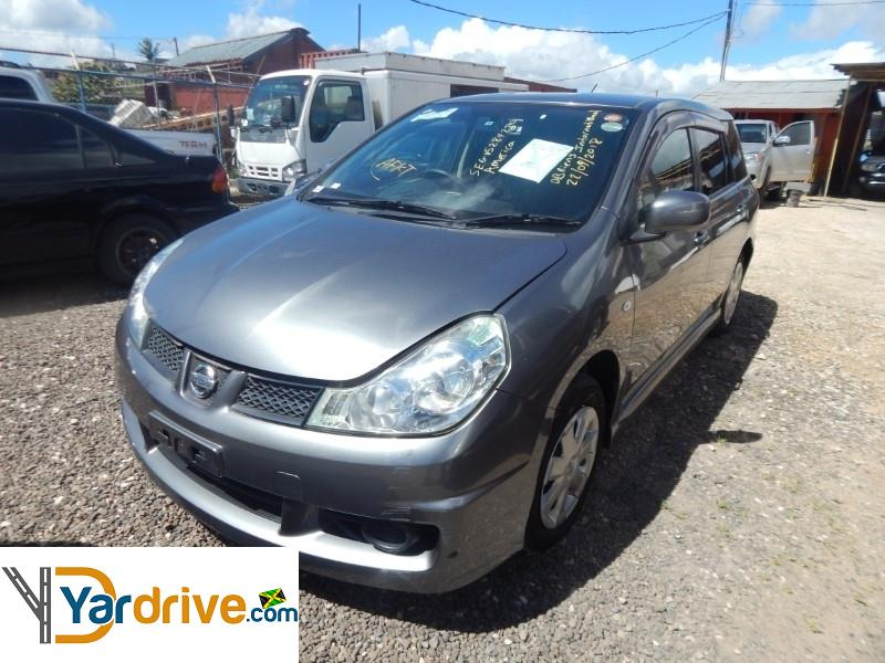 2009 Nissan Wingroad  YD394570005 Vehicle Photo