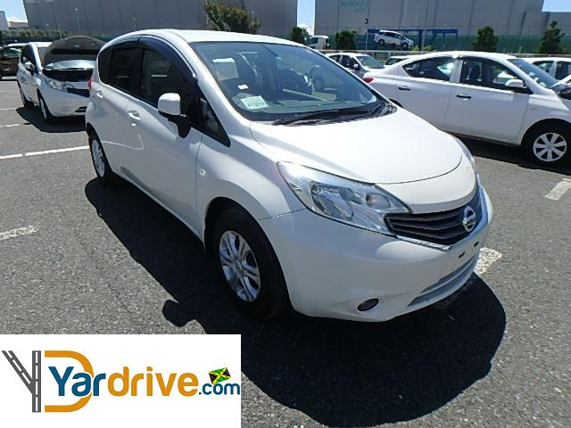 2013 Nissan Note  YD393788151 Vehicle Photo