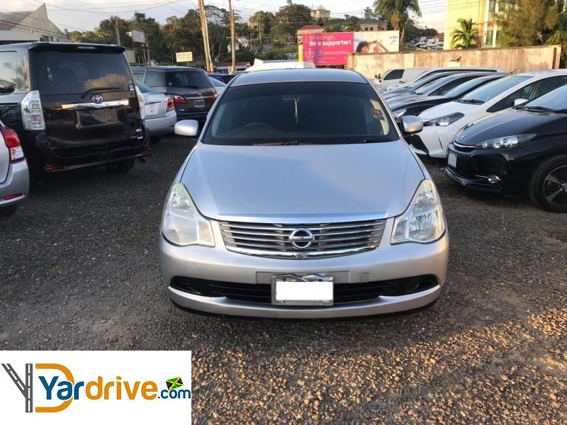 2007 Nissan Bluebird Sylphy  YD249761154 Vehicle Photo