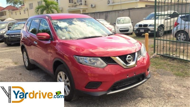 2016 Nissan X-Trail  YD86666818D Vehicle Photo