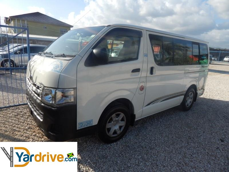 2011 Toyota Hiace  YD7266621A5 Vehicle Photo