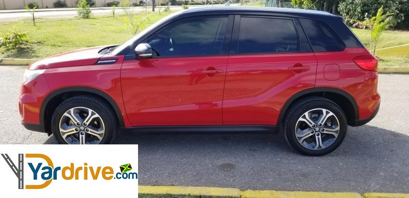 2016 Suzuki Vitara  YD6612731D8 Vehicle Photo