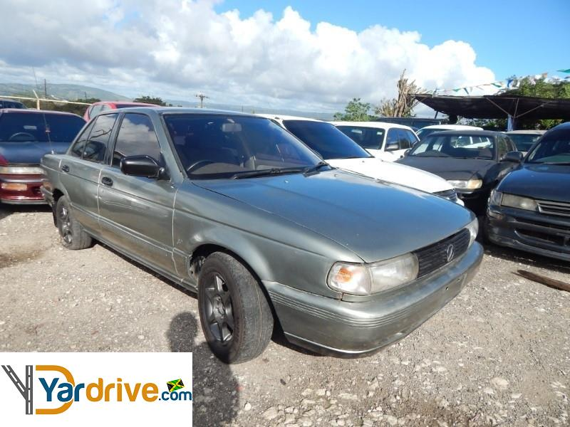 1991 Nissan Sunny B13  YD7408471FB Vehicle Photo