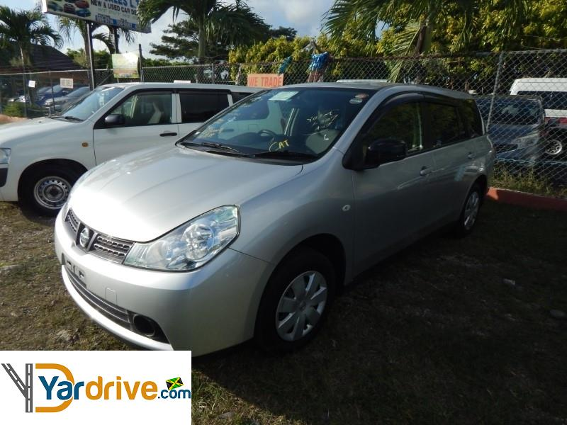 2013 Nissan Wingroad  YD764643221 Vehicle Photo