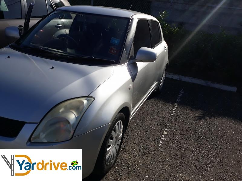 2009 Suzuki Swift  YD883441246 Vehicle Photo
