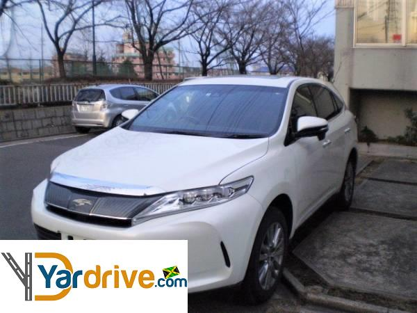 2017 Toyota Harrier  YD4504202A4 Vehicle Photo