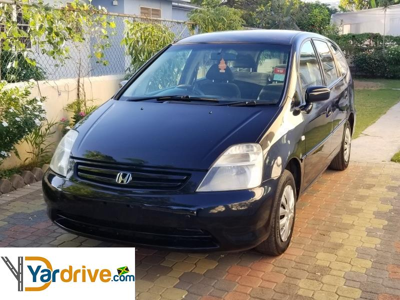 2002 Honda Stream  YD19656330F Vehicle Photo