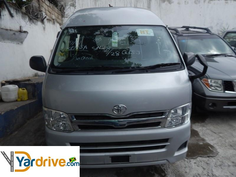 2013 Toyota Hiace  YD166436322 Vehicle Photo