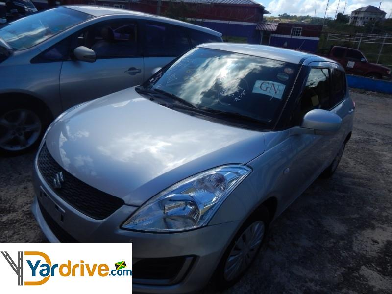 2016 Suzuki Swift  YD2487843D2 Vehicle Photo