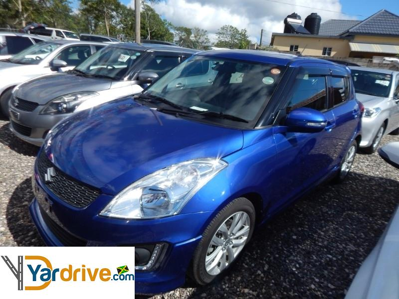 2016 Suzuki Swift Rs  YD79534745F Vehicle Photo
