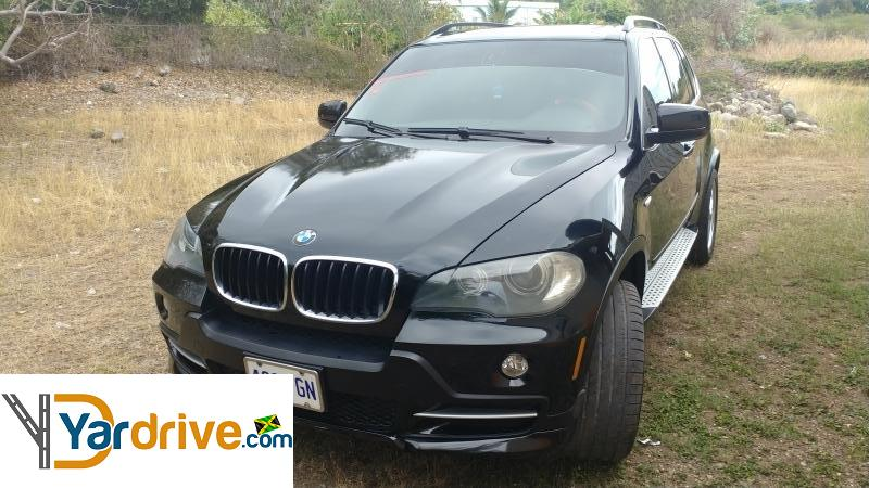 2007 BMW X5  YD5859954A8 Vehicle Photo