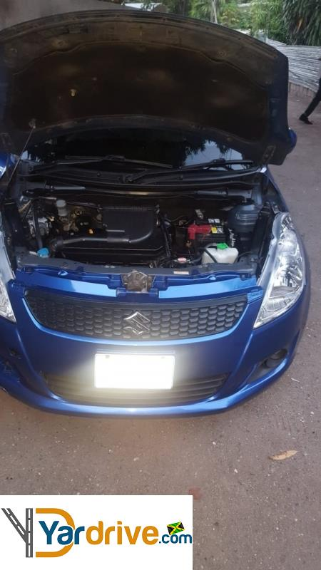 2013 Suzuki Swift  YD2623024E7 Vehicle Photo