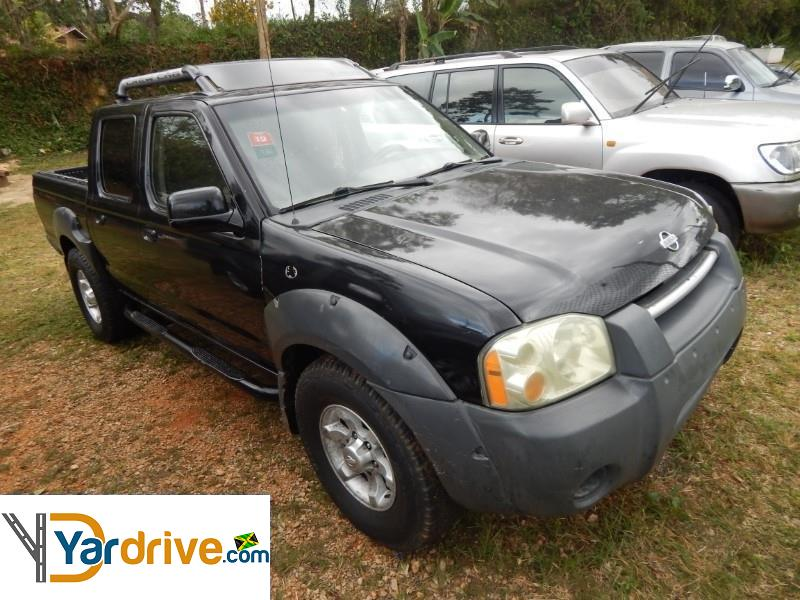 2001 Nissan Frontier  YD61636451C Vehicle Photo