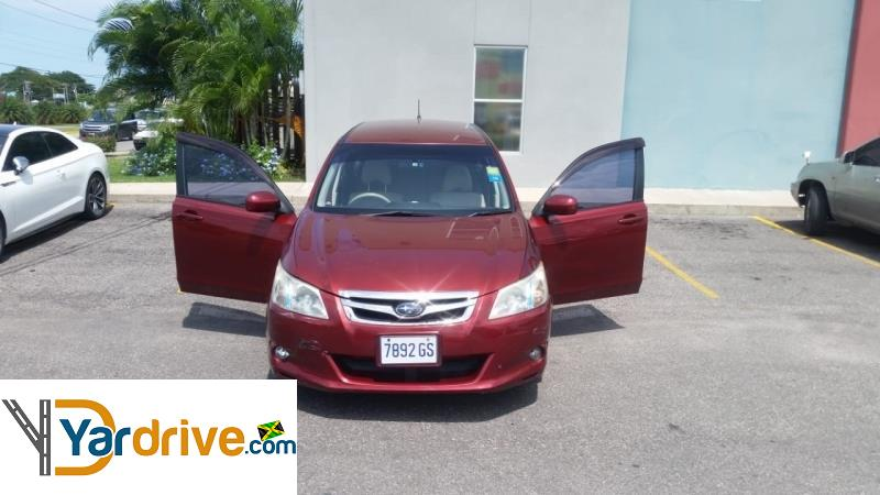 2008 Subaru exiga  YD252668546 Vehicle Photo