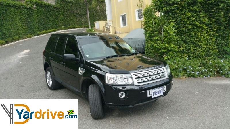 2010 Land Rover Freelander  YD850268558 Vehicle Photo