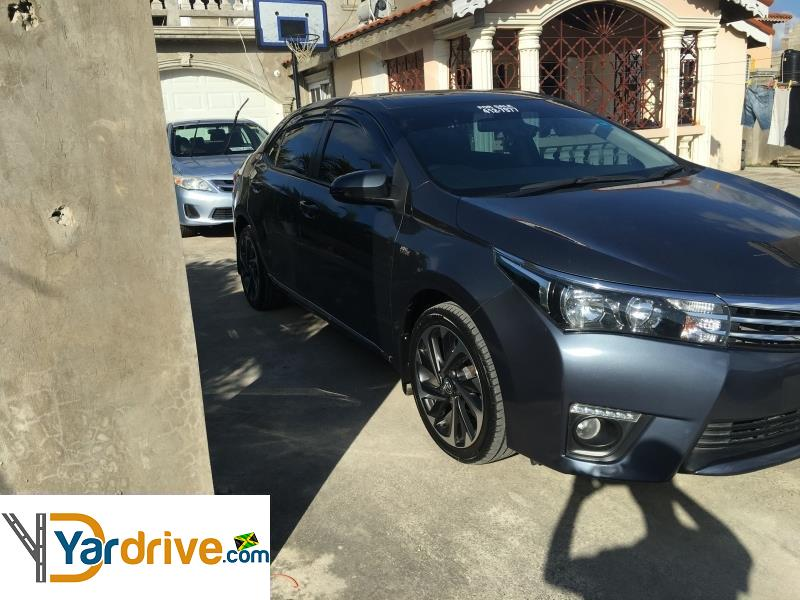 2015 Toyota Corolla  YD00765057D Vehicle Photo