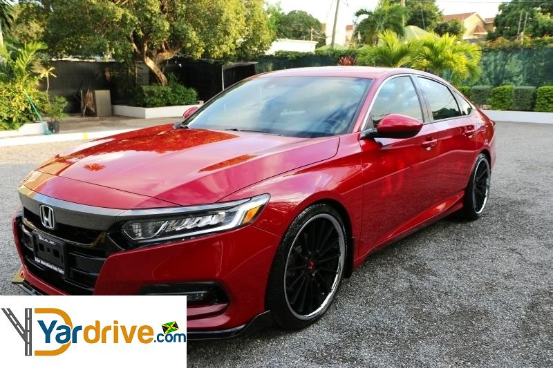 2018 Honda Accord  YD162139604 Vehicle Photo