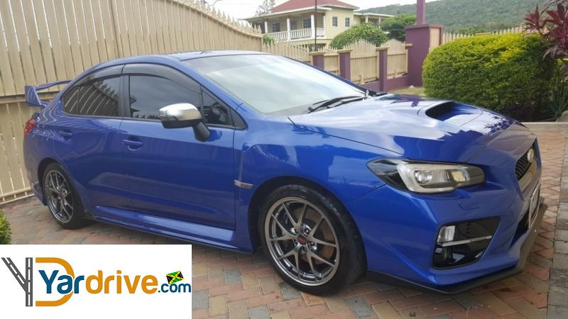 2014 Subaru Impreza STI  YD145496636 Vehicle Photo