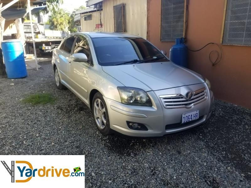 2007 Toyota avensis  YD879246694 Vehicle Photo