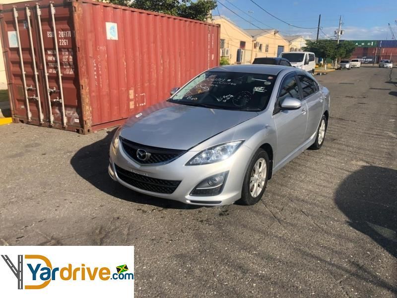 2012 Mazda Axela  YD778446701 Vehicle Photo