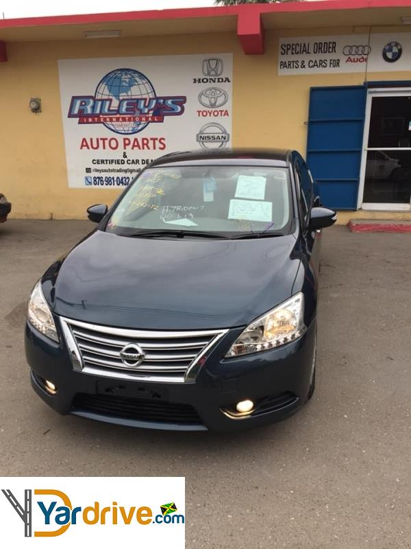 2013 Nissan Sylphy  YD126506731 Vehicle Photo