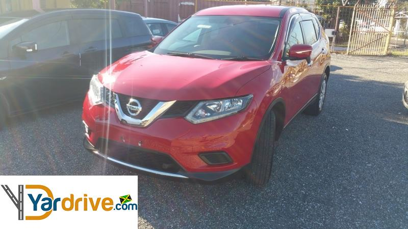 2016 Nissan X-Trail  YD555666752 Vehicle Photo