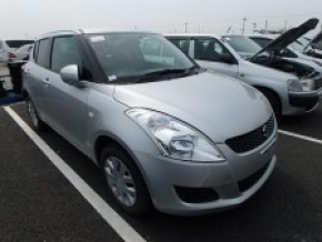 2013 Suzuki Swift  YD1160157E2 Vehicle Photo