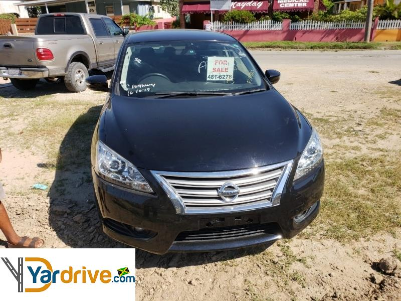 2013 Nissan Sylphy  YD8244367FB Vehicle Photo