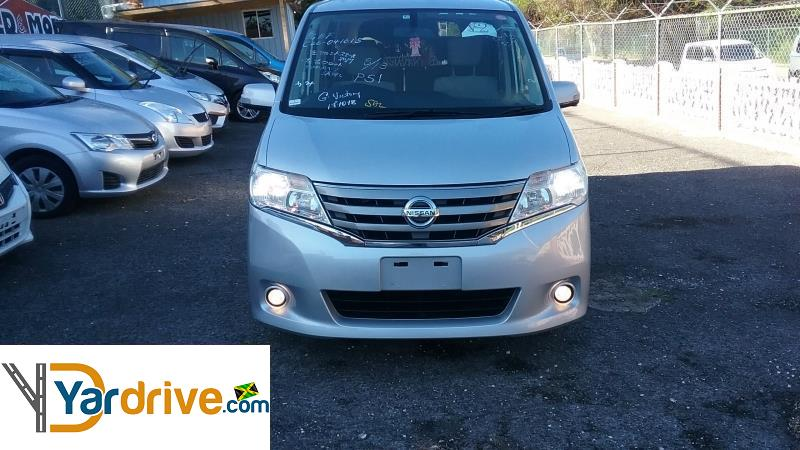2012 Nissan Serena  YD36866984B Vehicle Photo