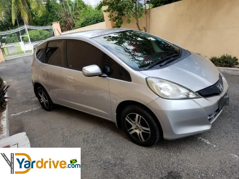 2012 Honda Fit  YD590605888 Vehicle Photo