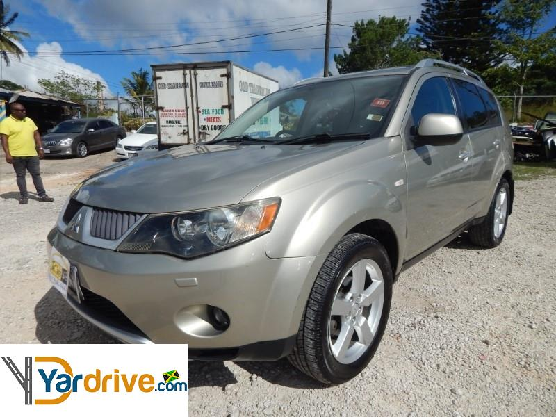 2008 Mitsubishi Outlander  YD3767658B8 Vehicle Photo