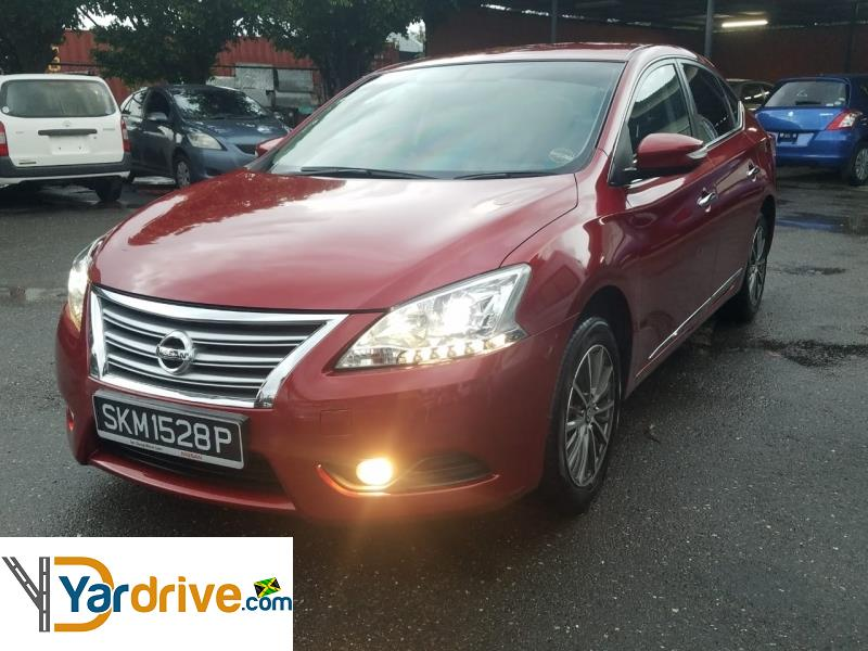 2014 Nissan Sylphy  YD705631907 Vehicle Photo