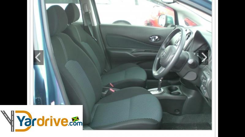 2014 Nissan Note  YD383439A01 Vehicle Photo