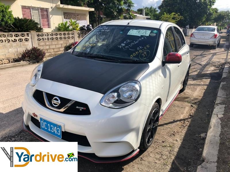 2014 Nissan March Nismo S  YD904841A25 Vehicle Photo