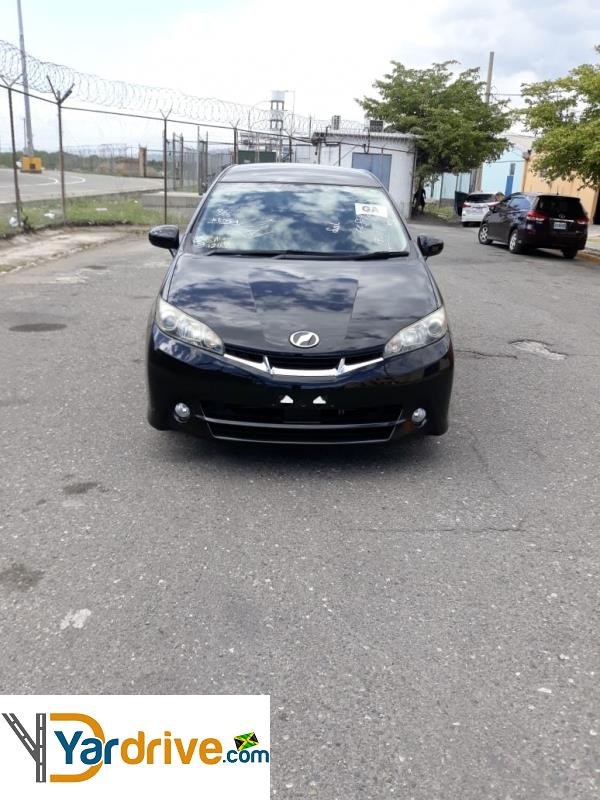 2009 Toyota Wish S  YD061506A7A Vehicle Photo