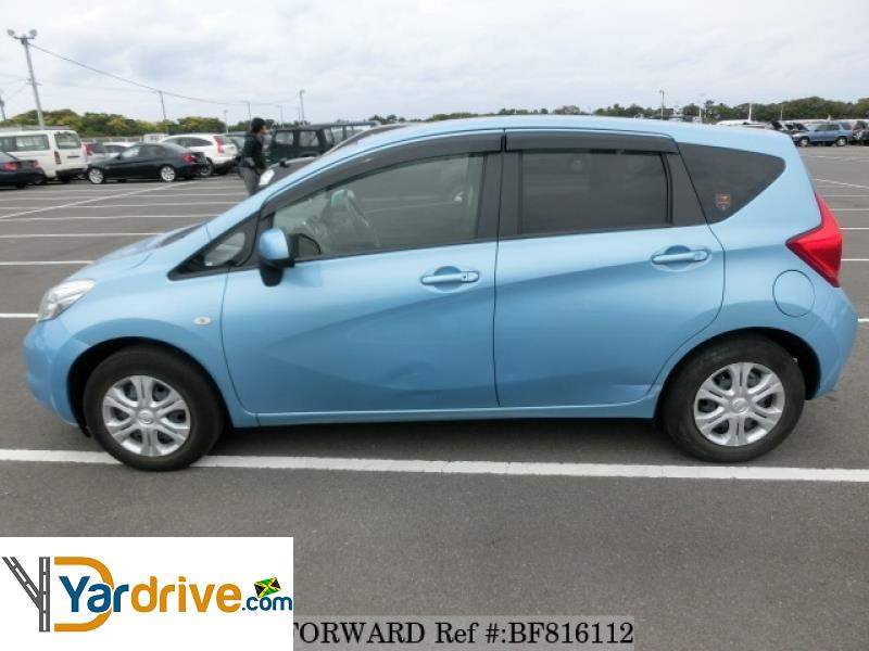 2013 Nissan Note  YD956689B29 Vehicle Photo