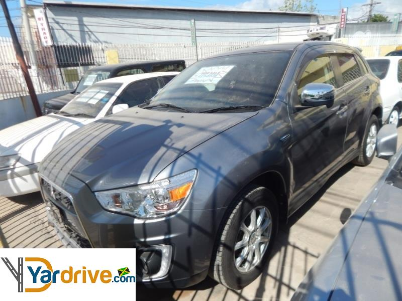 2015 Mitsubishi RVR  YD777895B44 Vehicle Photo