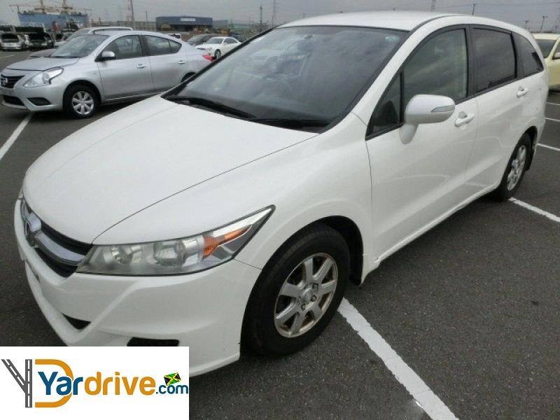 2009 Honda Stream  YD688068B7F Vehicle Photo