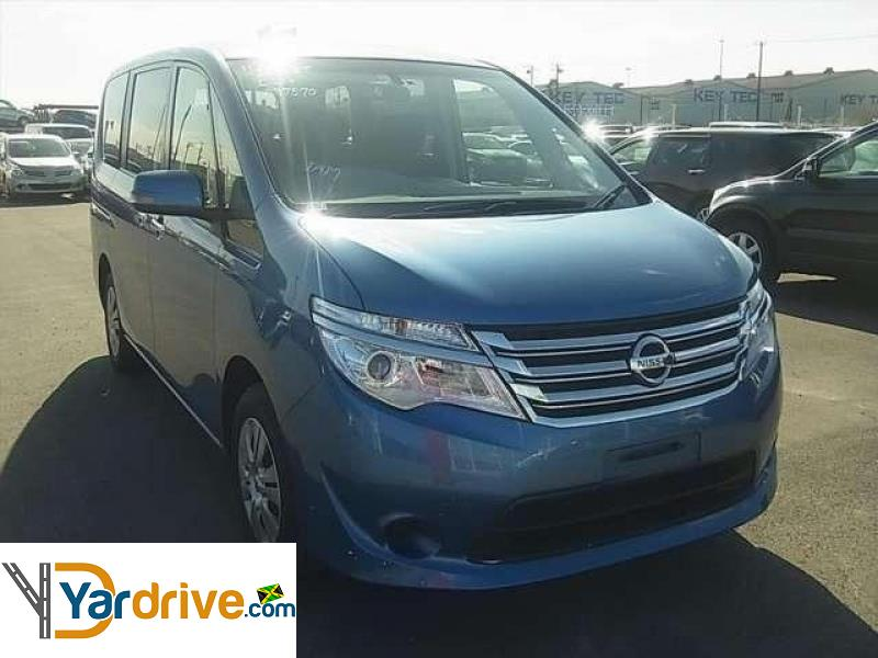 2016 Nissan Serena  YD181493BE1 Vehicle Photo