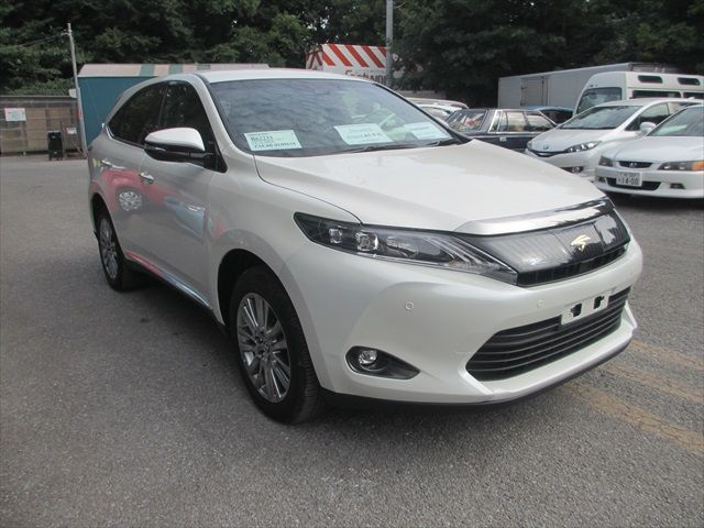 2017 Toyota Harrier  YD476600C23 Vehicle Photo