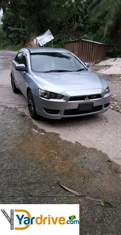 2013 Mitsubishi Lancer  YD302100DA6 Vehicle Photo