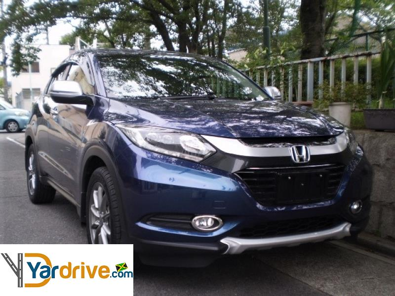 2017 Honda VEZEL HRV  YD828832DC9 Vehicle Photo