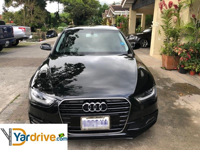 2016 Audi A4 S-Line  YD602832DE0 Vehicle Photo