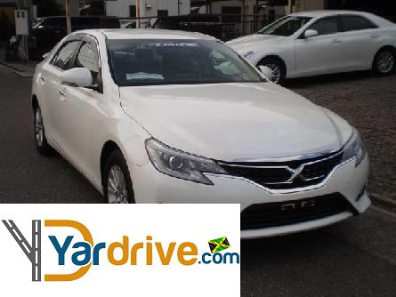 2013 Toyota Mark X  YD343105DF4 Vehicle Photo