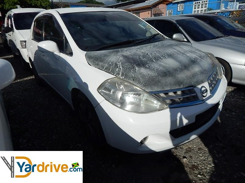 2008 Nissan Tiida  YD766866ED4 Vehicle Photo