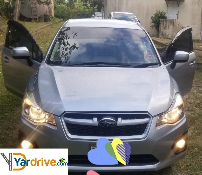 2013 Subaru IMPREZA G4  YD117261F42 Vehicle Photo