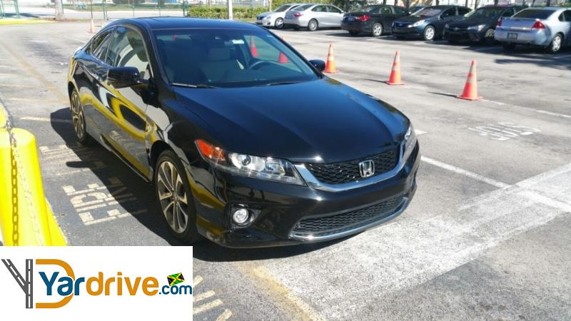 2013 Honda Accord Coupe For Sale >> 2013 Used Honda Accord Coupe Ex Other For Sale In Jamaica