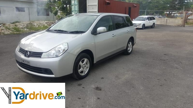 2013 Used Nissan Wingroad Hatchback For Sale In Jamaica
