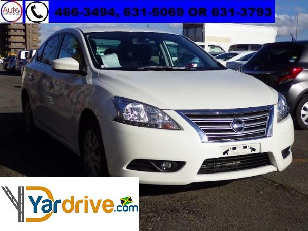 Cars For Sale In Jamaica With Financing: Cars For Sale In Jamaica 2015 Used Nissan Bluebird Sylphy