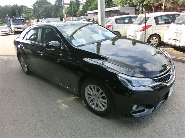 Cars For Sale In Jamaica With Financing: 2014 Used Toyota MARK X Sedan For Sale In Jamaica Call For
